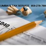 Jackie Columbia Tax Services profile image.