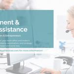 The Vision Virtual Services profile image.