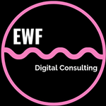 EWF Digital Consulting profile image.