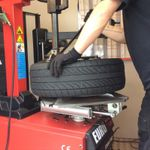 Mobile tyre tech profile image.