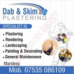 Dab & Skim Plasterers  profile image.