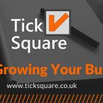 Tick Square profile image.
