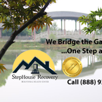 StepHouse Recovery profile image.