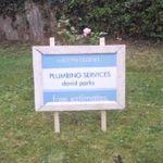David parks plumbing services.  profile image.