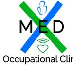 Med X Occupational Clinic profile image.