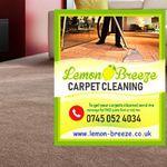 Lemon Breeze Carpet & Upholstery Cleaning profile image.