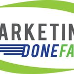 MarketingDoneFast profile image.