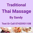 Thai Massage By Sandy logo