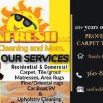 Sunfresh Carpet Cleaning profile image.