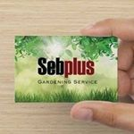 Sebplus Gardening Service profile image.
