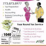 Davis & Associates Tax Preparation profile image.