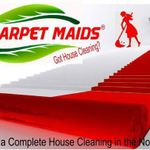 RED CARPET MAIDS profile image.