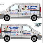 Jr painting solutions profile image.