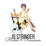 Jo Stringer Bridal & Occasions profile image.