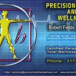 Precision Health And Wellness profile image.
