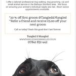 Tangled & Mangled profile image.