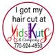 Kids Kuts Salon logo