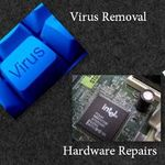 4 Your Computer Repairs profile image.
