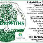 Arb Griffiths profile image.