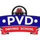 PVD Driving School logo