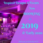Inspired Designs & Events, LLC profile image.