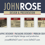 John Rose Design & Presentation profile image.