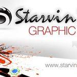 Starvin' Artist Graphic Design profile image.