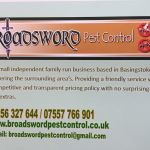 Broadsword Pest Control profile image.