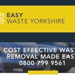 Easy Waste Yorkshire profile image.