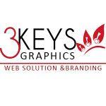 3-Keys Graphics profile image.