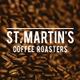 St Martin's Coffee Roasters logo