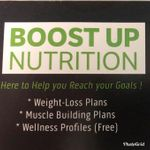 Boostup.Nutrition profile image.