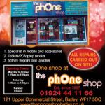 The Phone Shop profile image.