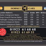HORNET CARS profile image.
