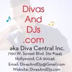 Divas And Djs Music Booking Agency profile image.