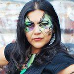 Face Painting Arizona-Claudia profile image.