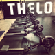 CrossFit Thelo logo