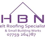HBN ROOFING profile image.