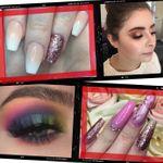 Becca Morris - Qualified Makeup Artist profile image.