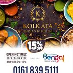 Kolkata Indian Kitchen profile image.