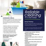 Reliable Cleaning Services profile image.