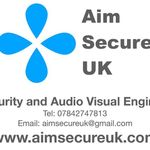 Aim Secure UK profile image.