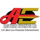 Action Events LA by Swordplay logo