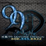 99 Skyline Design & Spoiled Dog Graphics profile image.
