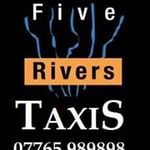 Five Rivers Taxis profile image.