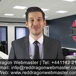 Red Dragon Webmaster profile image.