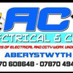 AC Electrical & CCTV profile image.