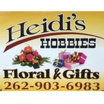 Heidi's Hobbies Floral and Gifts  profile image.