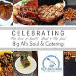 Big Al's Soul and Catering profile image.