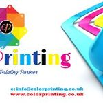 Color Printing profile image.